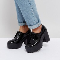 ASOS OVER IT Chunky Platforms at asos.com