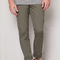 PacSun Skinny Stretch Olive Chino Pants at PacSun.com
