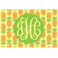 Monogrammed License Plates | Car Accessories | Marley Lilly