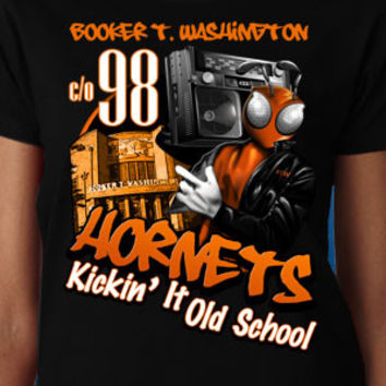 Kickin' It Old School Class of 20XX T-Shirt