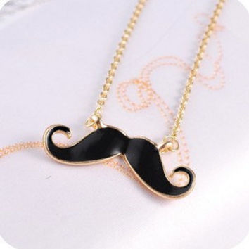 ancient vintage style necklace , handlebar necklace , fashion necklace women necklace B113