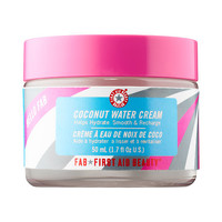 Hello FAB Coconut Water Cream - First Aid Beauty | Sephora