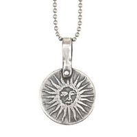 MarLa Studio - Etched Sun Necklace