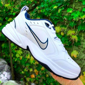 Free shipping-NIKE AIR MONARCH trend retro old shoes sneakers