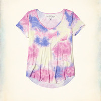 Girls Must-Have Easy T-Shirt | Girls New Arrivals | HollisterCo.com