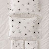 Radiant Eyes Sheet Set | Urban Outfitters