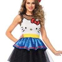 Leg Avenue Female 2PC.Darling Hello Kitty Costume HK86668