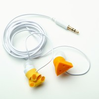 Macaroni & Cheese Earbuds - Whimsical & Unique Gift Ideas for the Coolest Gift Givers