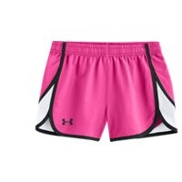 "Under Armour Girls' UA Escape 3"" Shorts"