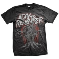 A Day To Remember Evil Tree T-shirt