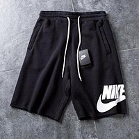 Nike Hot Sale Trending Casual Sports Running Shorts Black
