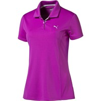 Licensed Golf New 2016 Puma  Women's Pounce Polo Shirt - Pick Size & Color