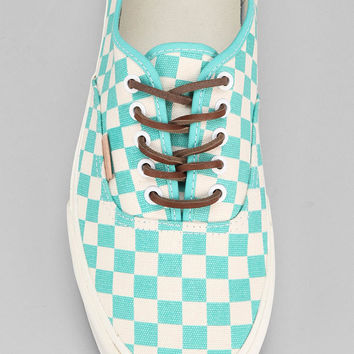Urban Outfitters - Vans CA Authentic Checker Men's Sneaker