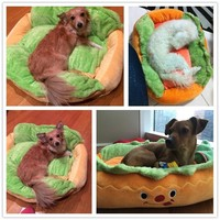 The Kreative Hot Dog Bed