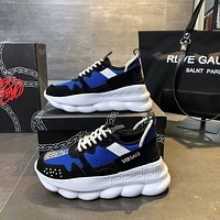 Versace Chain Reaction Sneakers #dsr105