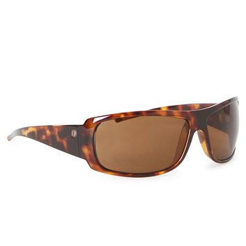 Electric Charge XL Sunglasses - Mens Sunglasses - Brown - One