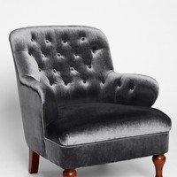 Plum & Bow Amelia Tufted Chair - Urban Outfitters