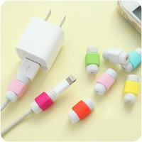 Earphones Accessories Mini USB Charger Cable For Samsung S3 S4 Mini S7 S6 Edge For Apple Iphone 5 5S SE 6 6S 7 7Plus Phone Cases