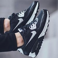 Nike Air Max 90 Women Men Fashion Casual Sneakers Sport Shoes