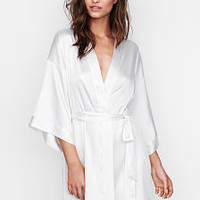 Short Satin Kimono - Very Sexy - Victoria's Secret