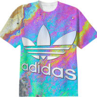 oil adidas created by A PAOM Designer | Print All Over Me