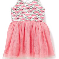 Cross-Back Tutu Dress for Baby | Old Navy