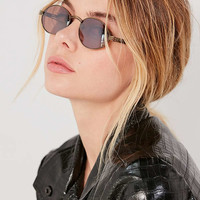 Vintage Detroit Oval Sunglasses | Urban Outfitters