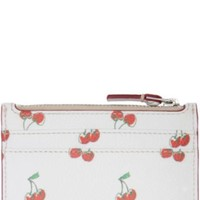 Marc by Marc Jacobs Women White Cherry Print Lina Card Holder 4VMWZ3 Marc by Marc Jacobs Women White Cherry Print Lina Card Holder 4VMWZ3   vuair.co.uk : Fast shipping & returns From UK Shop - vuair.co.uk.
