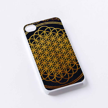 Bring Me The Horizon cover album gold iPhone 4/4S, 5/5S, 5C,6,6plus,and Samsung s3,s4,s5,s6