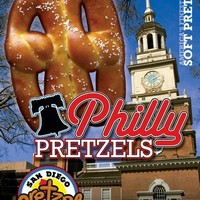 Philly Style Soft Pretzels 8 Ct Bag