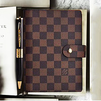 LV Louis Vuitton Fashion Boys and Girls Chic Portable Notebook