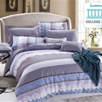 Tranquility Twin XL Comforter Set - College Ave Designer Series College Bedding Cotton Comforters