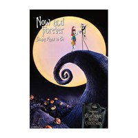 Nightmare Before Christmas Domestic Poster
