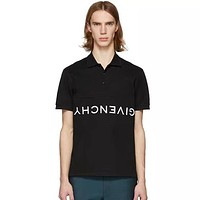 Givenchy Fashion Casual Shirt Top Tee