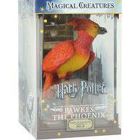 Harry Potter Magical Creatures Fawkes The Phoenix Figure