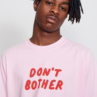 Lazy Oaf Don't Bother T-shirt - View all - New In - Mens
