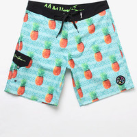 """Maui & Sons Locals Only 19"""" Boardshorts at PacSun.com"""