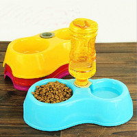 Cats Pets Pet Suppliespets Cats pet suppliesPets Puppy Dogs Cats Automatic Water Drinking Feeding Basin Food Bowls = 1929647748