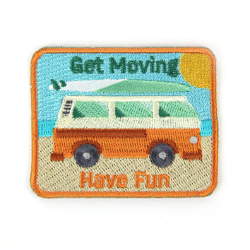 Get Moving Patch