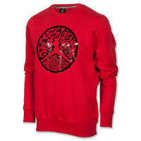 Men's Jordan Branded Circles Crew Sweatshirt