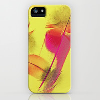 Plumage iPhone & iPod Case by Louise Machado