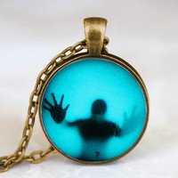 The Walking Dead Pendant and Necklace