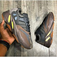 Adidas Yeezy 700 Runner Boost Fashion Casual Running Sport Shoes-13
