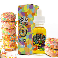 Pebble's Donut - D'ohnuts E Juice