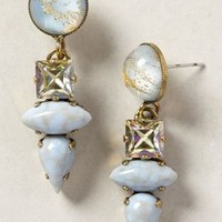 Azuline Drops by Dimitriadis Blue One Size Earrings