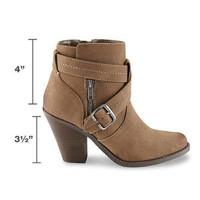 Women's America Taupe Western Boot - Sears