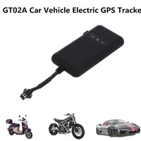 gt02 Car GPS tracker for elctric bicycle motorcycle vehicle Google with platform real time anti-theft Motorcycle GPS tracker