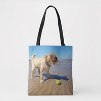 Add Your Own Image Tote Bag | Zazzle.co.uk