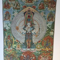 Thousand-Armed Avalokiteshvara