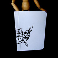 USA Map Notebook, Pocket Journal, Perfect Bound Moleskine, Mini Diary and Jotter